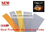 Prologic LM Bait Protector Shrinking Tube 32mm Transparent 10pcs csalivédő zsugorcső (49972)