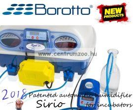 BOROTTO SIRIO Italy Automatica - párásító, páraszabályzó automatika