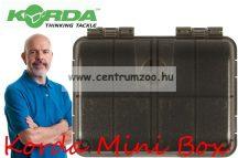 KORDA MINI BOX - 8 FAKKOS doboz (KBOX9)