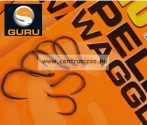 GURU PELLET WAGGLER HOOK horog 12-es méret (GPW12)