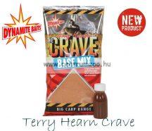 Dynamite Baits bojli alapanyag Crave base mix & Liquid Kit 1kg - DY922