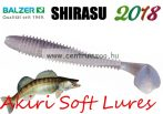 Shirasu Soft Lures Akiri gumihal 9,5cm (13630106) Saburo colours
