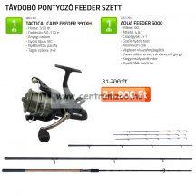 NEVIS Tactical Carp Feeder szett 2853-391+ 2292-360 (KB-483)