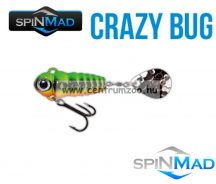 SpinMad Blade Baits gyilkos wobbler CRAZY BUG 4g  2405