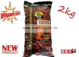 Dynamite Baits bojli Tutti Blitz Shelf Life - 20mm - 2kg - DY626 - GYÜMÖLCSÖS