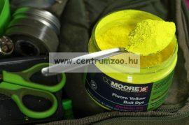 CCMoore - Bait Dye Fluoro Yellow 50g - Fluoro színezék (sárga) (0007474)