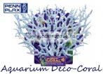 Penn Plax Deco Corall Blue & White kékesfehér dekorációs korall 18*13cm (001185)