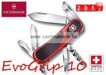 Victorinox Evogrip 10 Limitált szériás Swiss Army Knife zsebkés, svájci bicska  2.3803.C