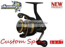 Okuma Custom Spin CSP-55FD 5+1bb pergető orsó (54240)