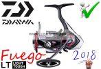 Daiwa Fuego LT 1000D prémium orsó  (10225-105) + ZSINÓR