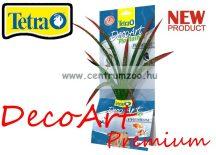 TETRA DecoArt Plant Premium Dragon Flame 15cm műnövény halakhoz, teknősökhöz (203808)