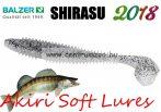 Shirasu Soft Lures Akiri gumihal 9,5cm (13630109) Funiko colours