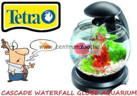 Tetra Cascade Waterfall Globe Black akvárium szett 6,8 liter - FEKETE