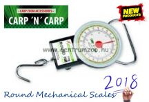 MÉRLEG - Carp Zoom N2 Round Mechanical Scales - Kerek mechanikus mérleg 32 kg (CZ7565)