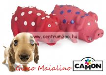 Camon Gioco Maialino Latex MALAC játék 20cm (AH202/F)