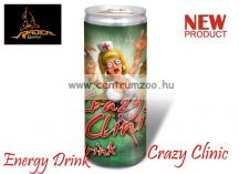 Quantum Radical Energy Drink Crazy Clinic energia ital (9900006)