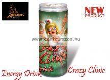 Quantum Radical Energy Drink Crazy Clinic energia ital (9900006)