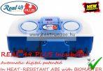 BOROTTO REAL 49 Plusz ABS Italy Automatica - Professional AUTOMATA csirkekeltető automata tojásforgatóval