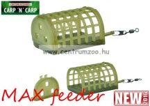 Carp'N'Carp MAX feederkosár  40g (CZ5242)