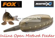 Fox Matrix Inline Open Method Feeder L 45g feeder kosár töltő (GFR052)