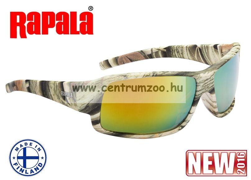 Rapala Prowler Polarized Series Beige Camo napszemüveg (RSGPB ... 868608a310