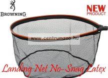 MERÍTŐFEJ  Browning Landing Net No-Snag Latex XL 60x48cm (7029044)