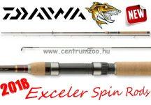 Daiwa Exceler ULTRA LIGHT JIGGERSPIN 2,40m 3-14g pergető bot (11668-240)