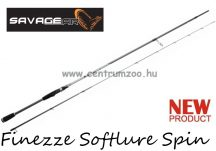 """SAVAGE GEAR Finezze Spin 6'8"""" 202cm M Lure 4-18g - 2sec pergető bot (46967)"""