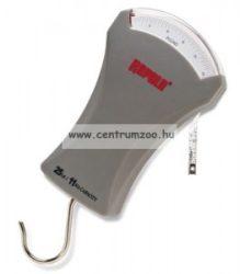 Rapala mechanikus mérleg 11kg  25lb és hosszmérő - RSMS-25