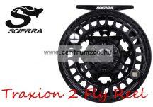 Scierra TRAXION 2 FLY REEL #8/10 Black  prémium legyező orsó (50893)
