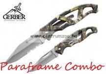 Gerber Paraframe I + Paraframe Mini Combo Pack Camo Serie mohás tölgy zsebkés Amerikából 31-003207