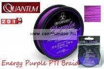 Quantum Energy Purple PTI Braid 150m 0,16mm 6,80kg purplefonott zsinór