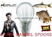 "MERÍTŐFEJ  KORUM LATEX BARBEL 30"" SPOON NET 76cm (KLNETBS)"