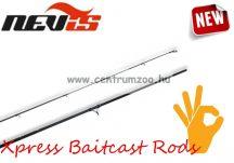 Nevis Xpress Baitcast 2.10m 10-45g (1694-210) pergető bot