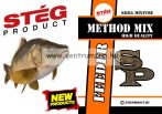 Stég Product - Method Mix - Krill Mixture 800g feeder etető anyag