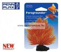 PENN PLAX AQUA LIFE Betta Plant Fan Bush 9cm műnövény narancssárga (069079)
