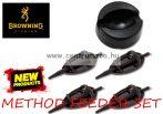 Browning BLACK MAGIC® METHOD FEEDER SET 4+1db (6680999)