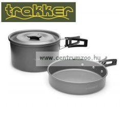 Trakker - ARMO - 2 PIECE COOKWARE SET - 2 részes edény szett (211203)