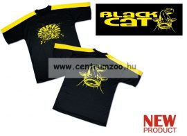 Rhino Black Cat Fishing Dryfit Shirt póló XXXL  (8930005)