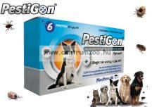 Pestigon spot on ampulla  kullancs és bolha elleni csepp kutyáknak 10-20kg
