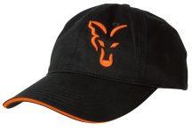 sapka - Fox Black & Orange Baseball Cap baseball sapka (CPR925)