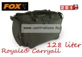 Fox Royale® Carryall Extra Large horgásztáska 76x44x37cm 128liter (CLU167)