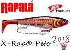 Rapala XRPT20 TWZ X-Rap® Peto Rapala wobbler