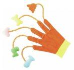 Camon kesztyűs macska izgató játék AG007/A