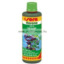 Sera Florena növénytáp 250ml (003250)