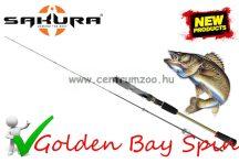 Sakura Golden Bay Gobs Spinning  722 M 2,18m  10-45g Verti max70g pergető bot (SAPRD800772)