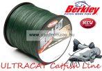 Berkley Ultracat Moss Green Super Strong 225m 0,65mm 100kg fonott zsinór  (1152605)