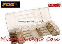 FOX Micro Swinger Case - (CSI056) tároló box