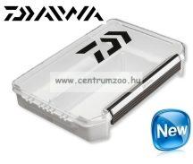 DAIWA Premium Multi Case 210T 21*14,5*3,5cm aprócikkes doboz biztos zárással (15805-211)