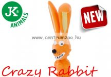JK Animals Latex Crazy Rabbit 17cm (46835) kutyajáték